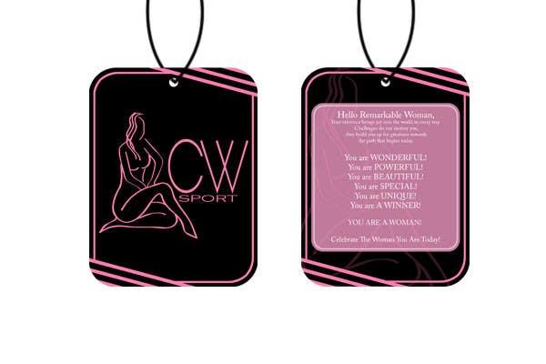 Inscrição nº                                         22                                      do Concurso para                                         Create hang tag for clothing, backdrop, and Packaging Designs