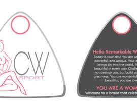#10 para Create hang tag for clothing, backdrop, and Packaging Designs por Nakoff