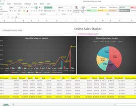 #7 untuk Design an excel file for two projects. oleh mihaicristian86