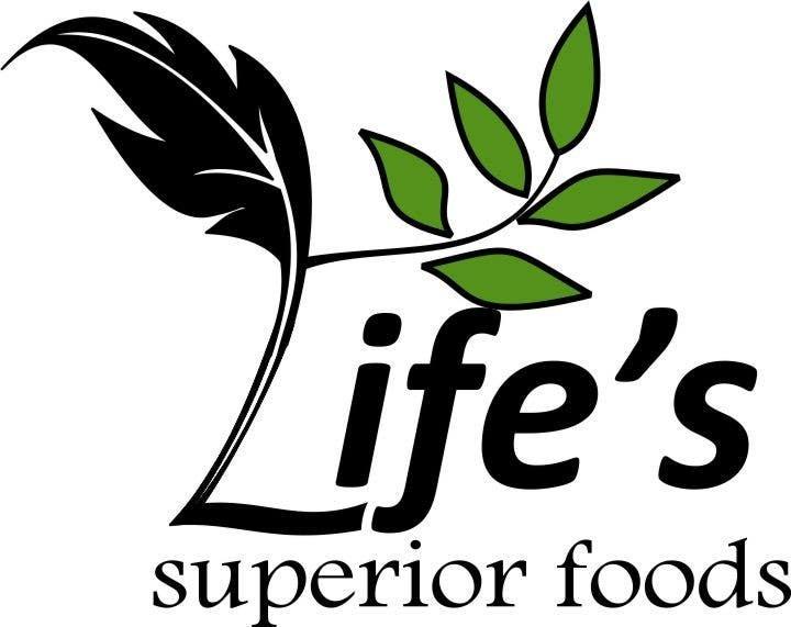 Конкурсная заявка №19 для Logo Design for Life's Superior Foods