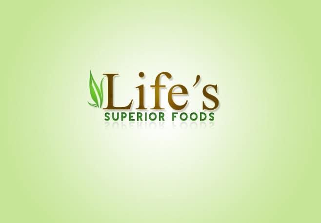 Bài tham dự cuộc thi #27 cho Logo Design for Life's Superior Foods