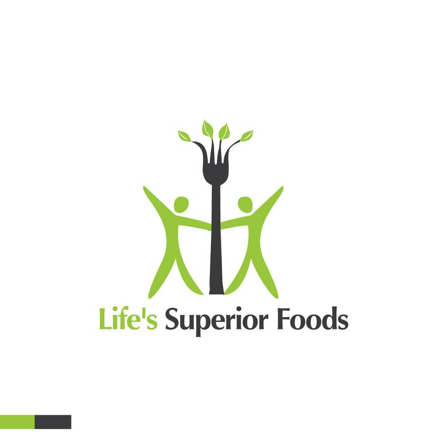 Конкурсная заявка №42 для Logo Design for Life's Superior Foods