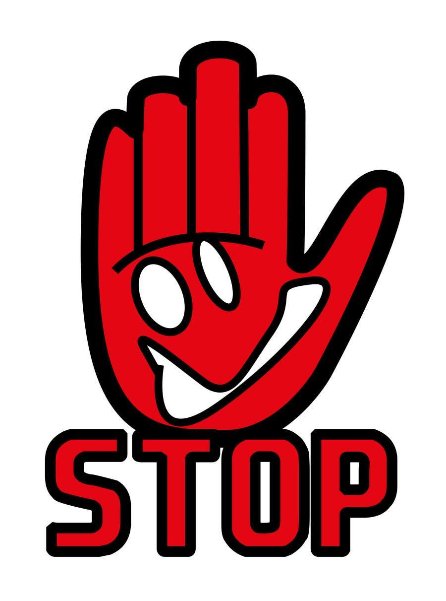 Inscrição nº                                         135                                      do Concurso para                                         Logo Design for Logo is for a campaign called 'Stop' run by the Schizophrenia Research Institute