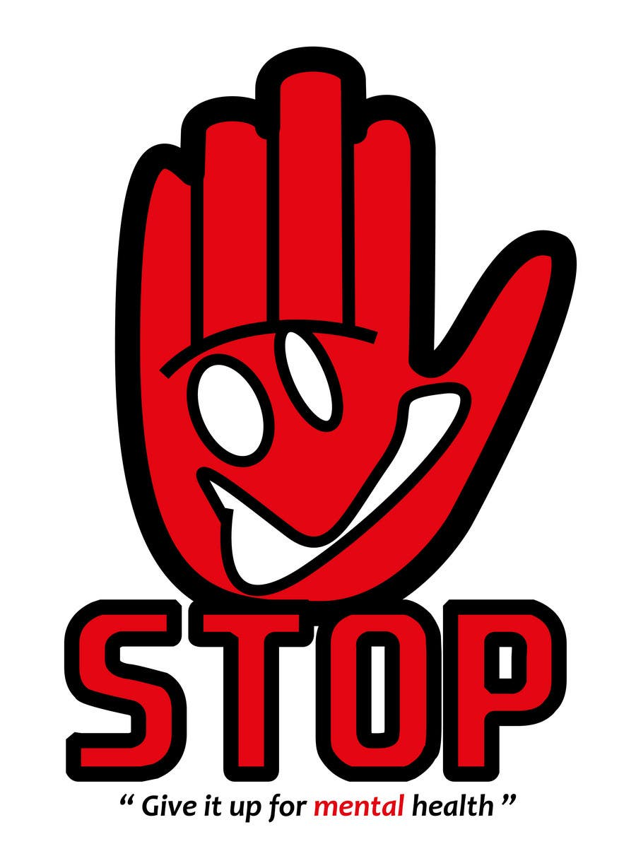 Inscrição nº                                         136                                      do Concurso para                                         Logo Design for Logo is for a campaign called 'Stop' run by the Schizophrenia Research Institute