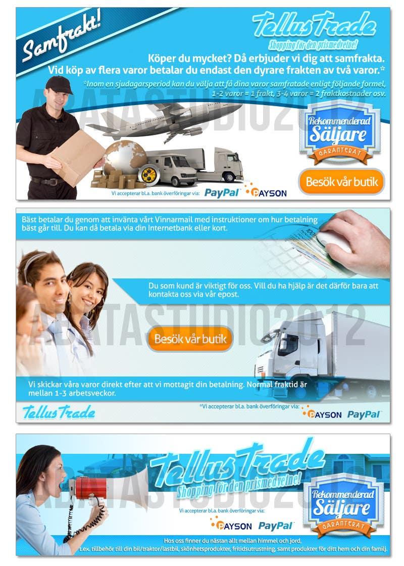 Konkurrenceindlæg #                                        37                                      for                                         Banner Ad Design for Unknown