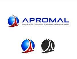 nº 24 pour logo Design for APROMAL - Associação dos Procuradores de Municípios do Estado de Alagoas par Artoa