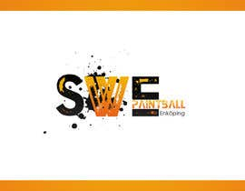 nº 62 pour Logo Design for SWEpaintball par Anamh