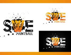 nº 51 pour Logo Design for SWEpaintball par Anamh