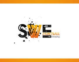 nº 52 pour Logo Design for SWEpaintball par Anamh