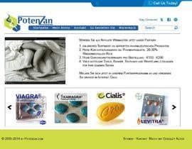 nº 2 pour Potenzan Template incl. Graphics and banners par amitedu
