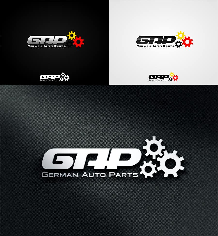 German Auto Parts >> Entry 43 By Claudioosorio For Professional Logo For German Auto