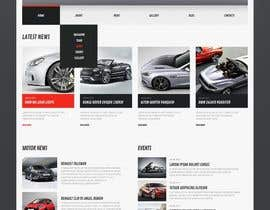#19 for Design a Website Mockup by PandaLabo