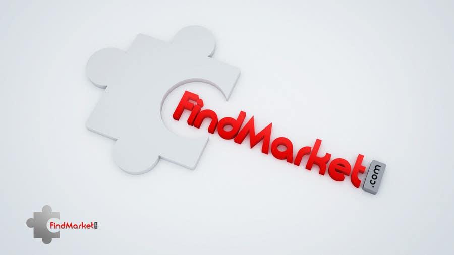 Konkurrenceindlæg #373 for Logo Design for Findmarket.com