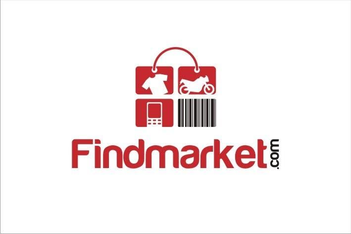 Inscrição nº 171 do Concurso para Logo Design for Findmarket.com