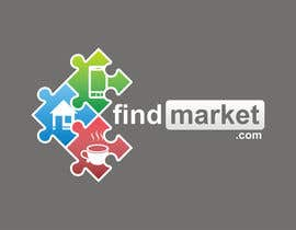 #403 for Logo Design for Findmarket.com af magnumstep
