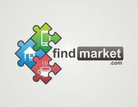 #406 for Logo Design for Findmarket.com by magnumstep