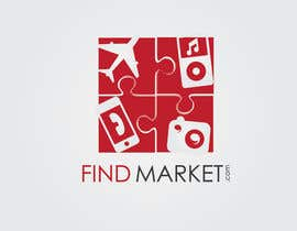 #391 for Logo Design for Findmarket.com af mrblaise