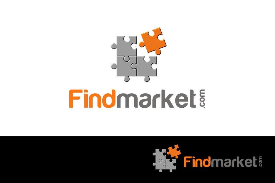 Konkurrenceindlæg #328 for Logo Design for Findmarket.com
