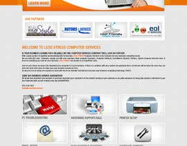 #1 para Website Design for Less Stress Computer Services por tania06