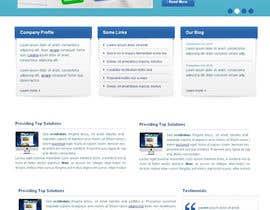 nº 35 pour Design an updated website for a technology company at http://evestigate.com par lassoarts