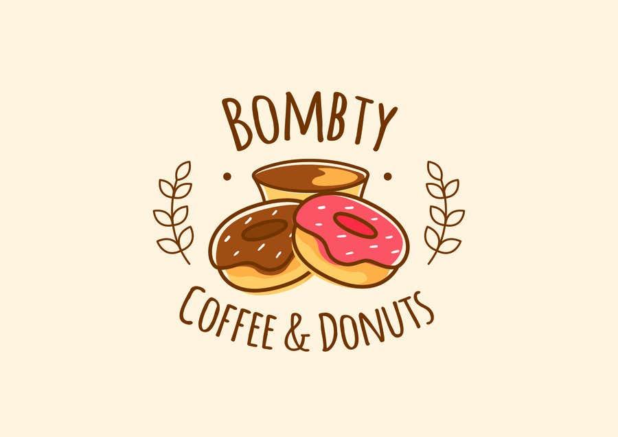 Contest Entry #63 for Coffee & Donut Shop Logo Design