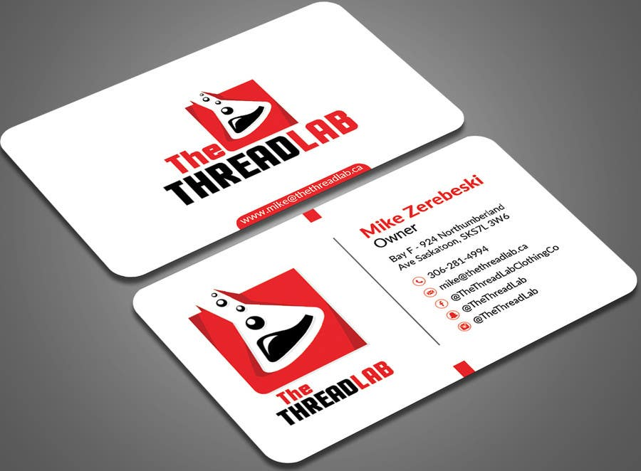 Entry #56 by mehfuz780 for Design some Business Cards for my ...