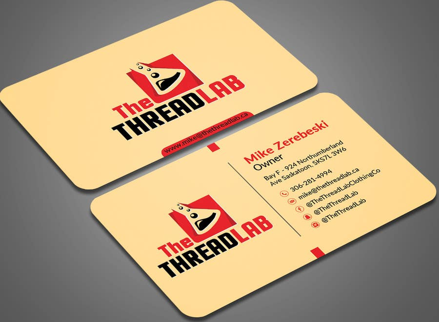 Entry #58 by mehfuz780 for Design some Business Cards for my ...