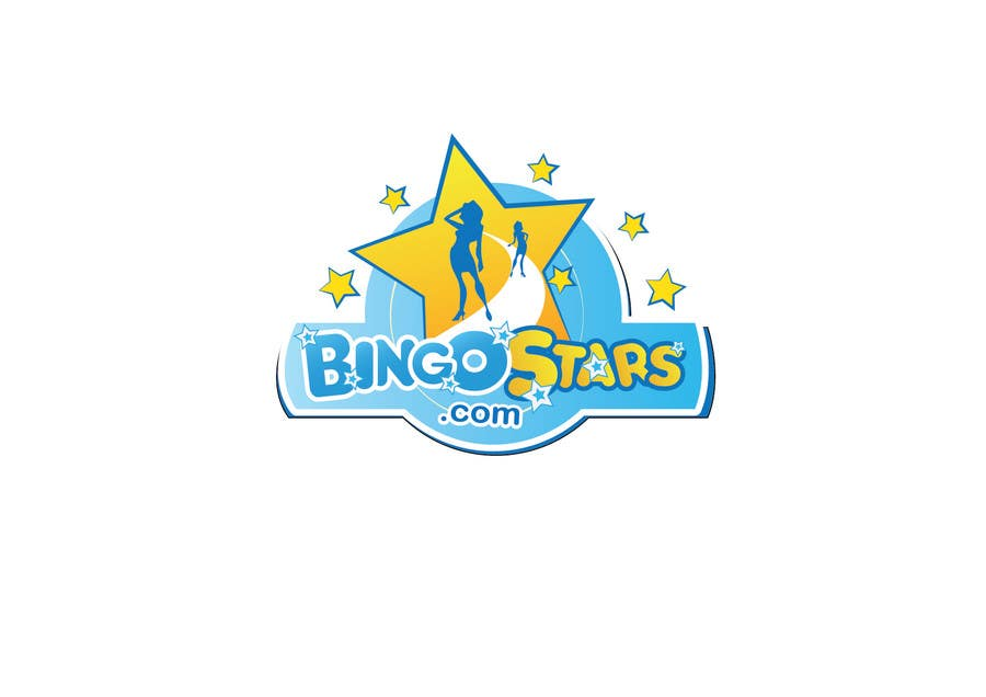 Contest Entry #266 for Logo Design for BingoStars.com