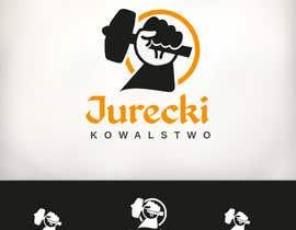 #33 for Zaprojektuj identyfikację JURECKI - KOWALSTWO | LOGO | LOGOTYP by Ewelinkaa0