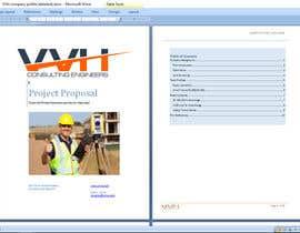 raviparwan tarafından Proposal Template, Qualifications Template için no 3