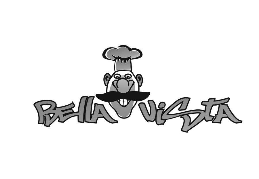 Bài tham dự cuộc thi #264 cho Logo Design for Bella Vista -- Italian Café