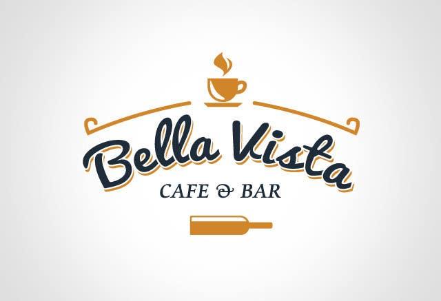 Bài tham dự cuộc thi #355 cho Logo Design for Bella Vista -- Italian Café