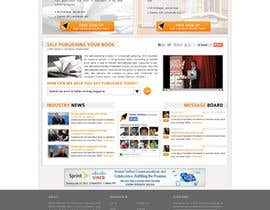 #68 для Website Design for BetterWriting.com от datagrabbers