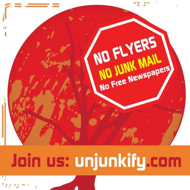 Konkurrenceindlæg #                                        9                                      for                                         Graphic Design for unjunkify.com