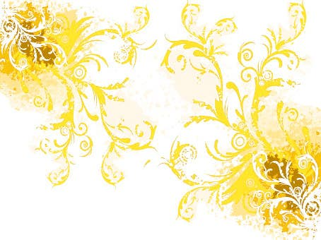 #10 for Graphic Design for background image (Fashion - Floral Design) by azkaik