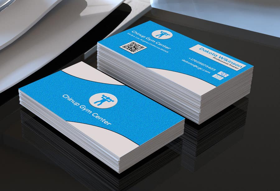 Entry #118 by younus180 for Design a Business Card for GYM | Freelancer