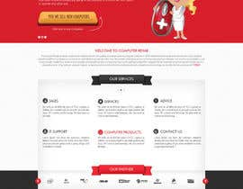 #18 for Website Design for Computer Rehab by iPlayers