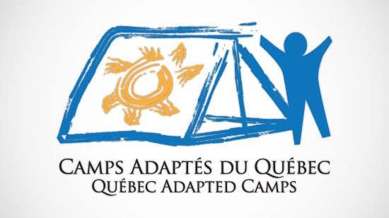 Proposition n°5 du concours Logo Design for Quebec Adapted Camps / Camps Adaptés Québec