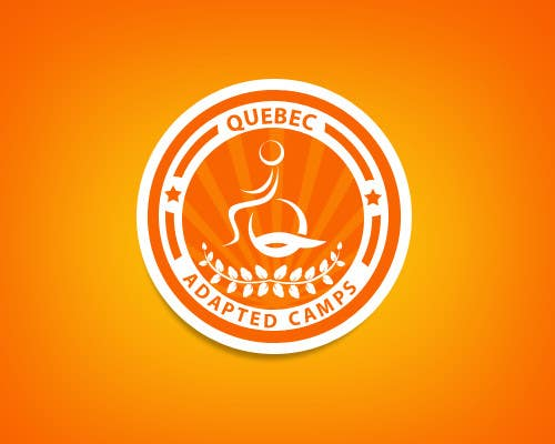 Kilpailutyö #11 kilpailussa Logo Design for Quebec Adapted Camps / Camps Adaptés Québec