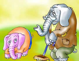 #10 for Nursery rhyme illustration by abudaby