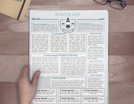 #5 for Brötchen Zeitung A4 by marinahegel
