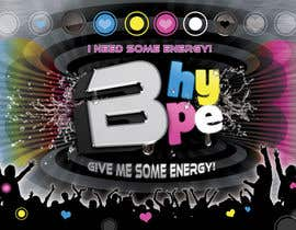 #158 for Photoshop Design for B-Hype Energy Drink by ludwigvanstreber