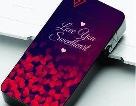 #122 for EPIC branded lighter design by uppercut05