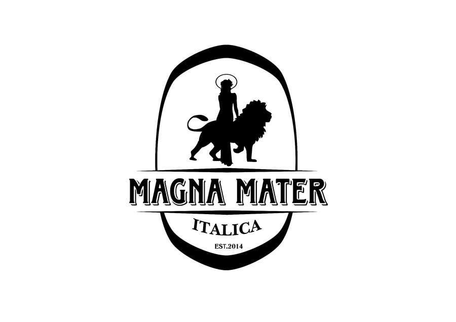 Bài tham dự cuộc thi #                                        36                                      cho                                         Disegnare un Logo for MAGNA MATER Italica