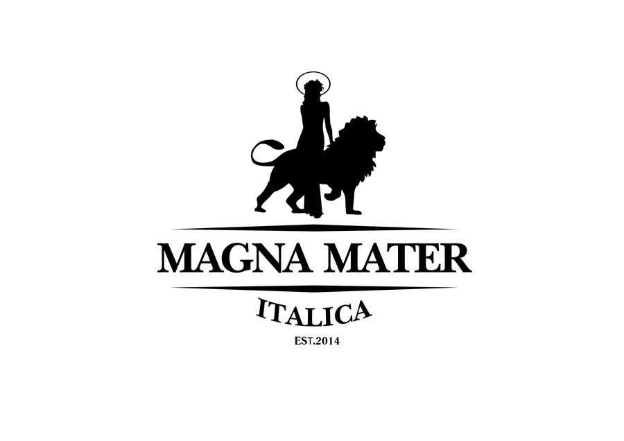 Bài tham dự cuộc thi #                                        46                                      cho                                         Disegnare un Logo for MAGNA MATER Italica