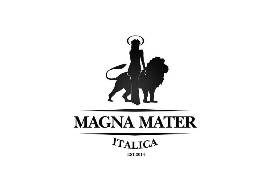 Bài tham dự cuộc thi #                                        72                                      cho                                         Disegnare un Logo for MAGNA MATER Italica