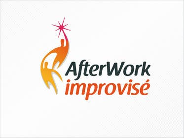 #29 for Logo Design for After Work improvisé by dwimalai