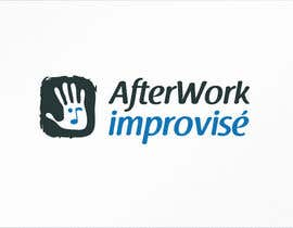 #3 para Logo Design for After Work improvisé por dwimalai
