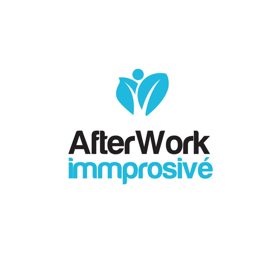 #43 for Logo Design for After Work improvisé by Urban7Art