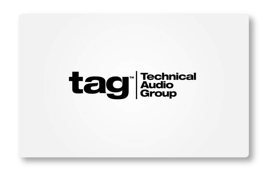 #69 for Logo Design for Technical Audio Group    TAG by maidenbrands